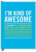 Knock Knock Im Kind of Awesome Inner Truth Journal