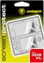 Snakebyte New 3DS XL screen:protect