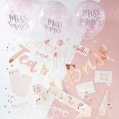 Team Bride Party Box | 48-delig | Vrijgezellenfeest