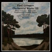Orchestral Works Vol3: Piano Concer