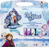 DohVinci Frozen deurdecoratie kit - Klei