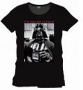 Merchandising STAR WARS - T-Shirt Darth Vader Resist - Black (L)