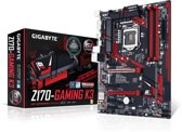 Gigabyte GA-Z170-Gaming K3-EU (rev. 1.0) Intel® Z170 Express Chipset LGA1151 ATX