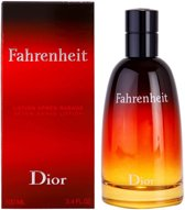 MULTI BUNDEL 2 stuks Dior Fahrenheit After Shave Lotion 100ml