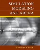 Simulation Modeling and Arena with CD-ROM