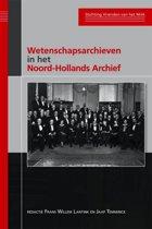 Wetenschapsarchieven in het Noord-Hollands Archief