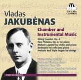 Jakubenas: Chamber And Instr.