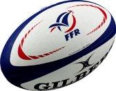 Gilbert rugbybal Replica Frankrijk Sz 5