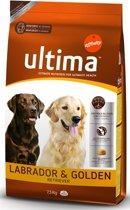 Ultima Labrador / Golden Retriever - 7.5 KG