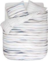 ESPRIT Mange - Dekbedovertrek - Lits Jumeaux - 240 x 220 - Grey