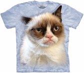 T-shirt Grumpy Cat voor volwassenen L