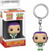 Buzz Lightyear   - Toy Story - Pixar - Funko POP! Keychain