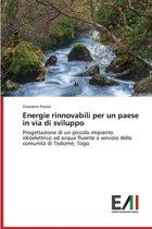 Energie Rinnovabili Per Un Paese in Via Di Sviluppo