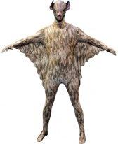Originele morphsuit vleermuis voor kinderen 6-8 jaar