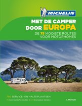 Michelin Camper - Met de camper door Europa