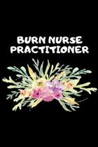 Burn Nurse Practitioner