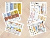Planner Stickers herfst 1007 voor Mascha Planner
