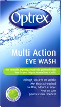 Optrex Multi Action Eye Wash Oogbad - 100 ml