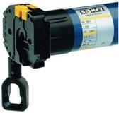 Somfy LT60 CSI HiPro buismotor met noodhandbediening - Kracht: 80 Nm