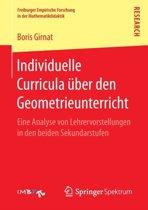 Individuelle Curricula ber Den Geometrieunterricht
