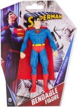 DC Comics - Superman - 14 cm - buigbaar figuur
