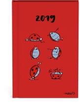Agenda 2019 - VIS Bug (8cm x 12cm)