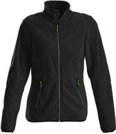 Printer Speedway lady fleece jacket Black XL
