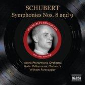 Schubert: Symphonies 8+9