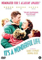 DVD cover van Its A Wonderful Life