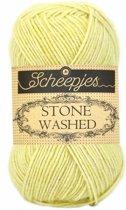 Scheepjes Stone Washed 817 Citrine (PAK MET 10 BOLLEN)