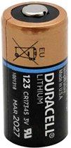 Duracell Lithium CR123A CR123 batterij 3V - 1 Stuk