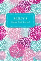 Bailey's Pocket Posh Journal, Mum
