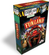 Afbeelding van Uitbreidingsset Escape Room The Game Welcome to Funland speelgoed