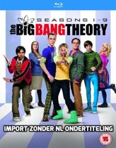 The Big Bang Theory - Seizoen 1 t/m 9 (Blu-ray) (Import)
