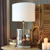LOBERON Tafellamp Hilltop helder/crème