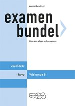 Examenbundel havo Wiskunde-B 2019/2020