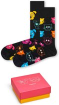 Happy Socks Cat VS Dog Giftbox - Maat 36-40