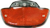 Move Tl271R Reflector - Fiets Achterlicht - Batterijen - Rood