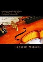 Tadaram Maradas Book of Poem Lyrics III, Written in English with Spanish Translations (C)