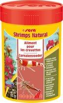 Sera shrimps natural 100ml voer voor garnalen