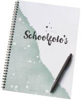 Kaartjelief Schoolfotoboek A4 | Invulboek