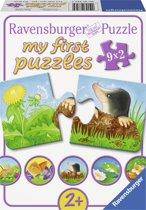 Ravensburger puzzel Dieren in de tuin