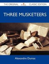 Three Musketeers - The Original Classic Edition