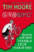 Boek cover Gironimo! van Tim Moore
