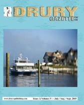 The Drury Gazette Issue 3 Volume 9