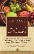 27 Days in November