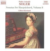 Soler:Son.For Harpsichord V.8