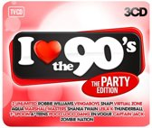 I Love The 90's - The Party Edition
