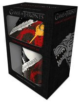 Game of Thrones Stark & Targaryen - Gift Set
