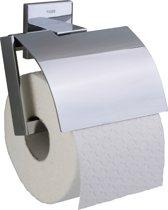 Tiger Items Toiletrolhouder met klep - Chroom